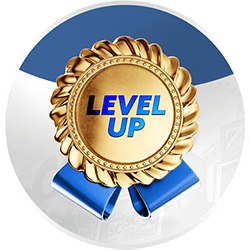 Level up systeem